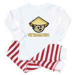 Vietnamegro Baby Pajamas