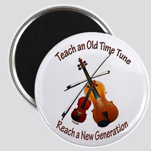 Teach Old Time Magnet