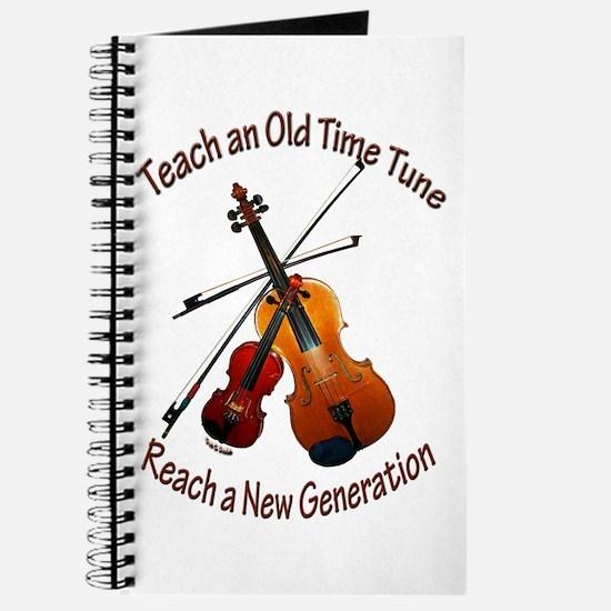 Teach Old Time Journal