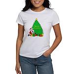 Christmas Scene Women's T-Shirt