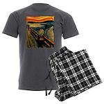 Scream 60th Men's Charcoal Pajamas
