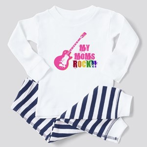 Rock On Moms!! Baby Pajamas