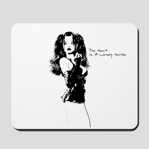 The Heart Is A Lonely Hunter Mousepad