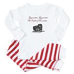 Gunpowder Plot Baby Pajamas