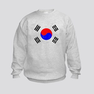 South Korea Kids Sweatshirt