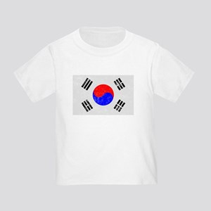 South Korea Toddler T-Shirt