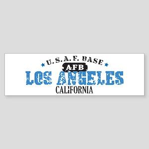 Los Angeles Air Force Base Bumper Sticker