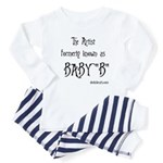 A/B twins...(items sold seperately) Baby Pajamas