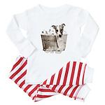 JRT Humor - JACKUZZI Baby Pajamas
