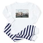 1906 Dellwood Club House Dock Infant Bodysuit
