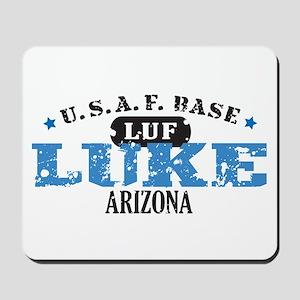 Luke Air Force Base Mousepad