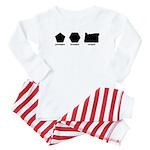 Polygon Oregon Baby Pajamas