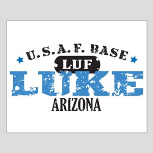 Luke Air Force Base Small Poster