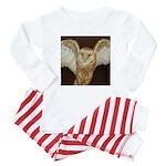 Barn Owl Baby Pajamas