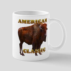 Buffalo by cFractal Tees Mug