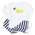 Class of 2027 baby Onesie