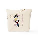 Jasper/Alice - Gotcha! Tote Bag