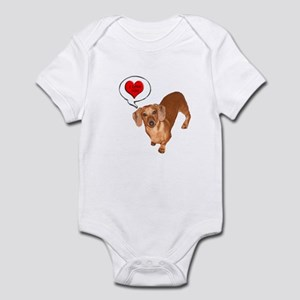 Love You Infant Bodysuit
