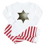 Deputy Game Warden Baby Pajamas