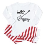 LJK Cigar Box Guitars Baby Pajamas