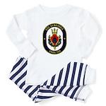 USS NEBRASKA Baby Pajamas