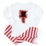 redfive chaos future ripper Baby Pajamas