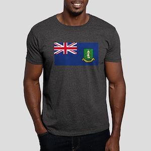 British Virgin Islands Dark T-Shirt