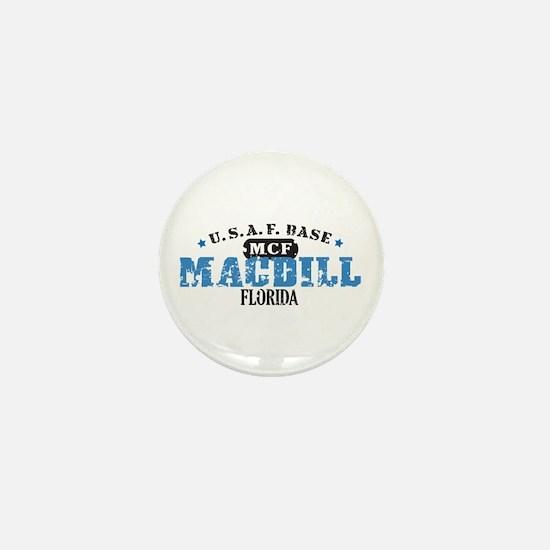 MacDill Air Force Base Mini Button