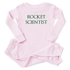 Baby Pajamas Rocket Scientist