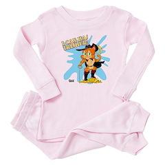 7x7_t-shirt_02 Baby Pajamas