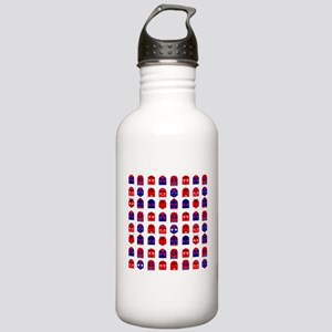 Lucha Libre masks Stainless Water Bottle 1.0L