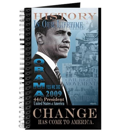 History In Our Lifetime Journal