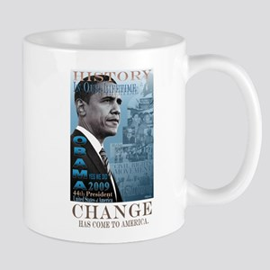 History In Our Lifetime Mug