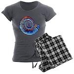 Ammonite Women's Charcoal Pajamas