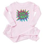 Totally Tubular! Baby Pajamas
