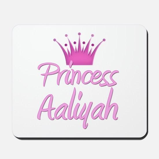 Princess Aaliyah Mousepad