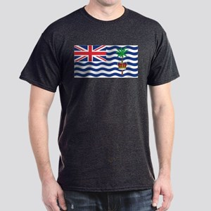 British Indian Ocean Territor Dark T-Shirt