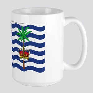 British Indian Ocean Territor Large Mug