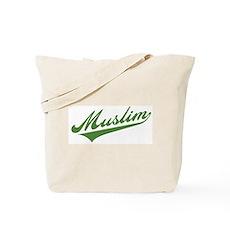 Retro Muslim Tote Bag