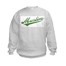 Retro Muslim Kids Sweatshirt