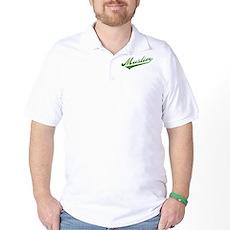 Retro Muslim Golf Shirt