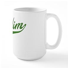 Retro Muslim Large Mug
