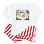 Music of the Metrognomes Baby Pajamas