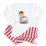 JRT and Jimmy Carter Baby Pajamas