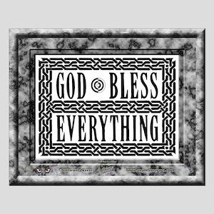 """GOD Bless - Poster - 20""""x16"""""""