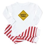 Safety_Third Baby Pajamas