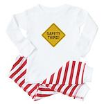 Safety_Third Baby Pajamas