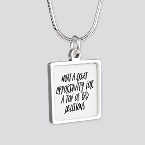 My Favorite Murder Bad Decisions Necklaces