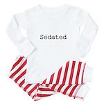 Sedated Baby Pajamas