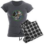 I Knew Who I Was Women's Charcoal Pajamas
